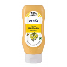 Veeba Honey Mustard Dressing, 300g