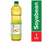 Fortune Soyabean Oil, (1Ltr Bottle)