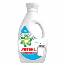 Ariel Matic Liquid Detergent, Top Load, 1 Litre