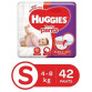 Huggies Wonder Pants small Size Diapers, 42 Count